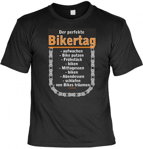 Biker T-Shirt: Der perfekte Bikertag...