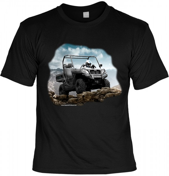 T-Shirt mit Motiv UTV U-Force 800