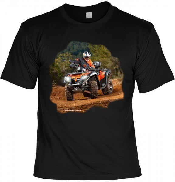 T-Shirt mit Motiv ATV 800