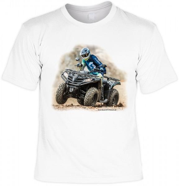 T-Shirt mit Motiv ATV 450