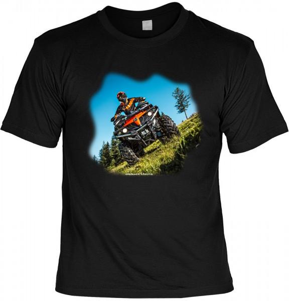T-Shirt mit Motiv ATV 550